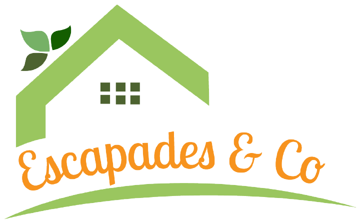 Logo Escapades&Co